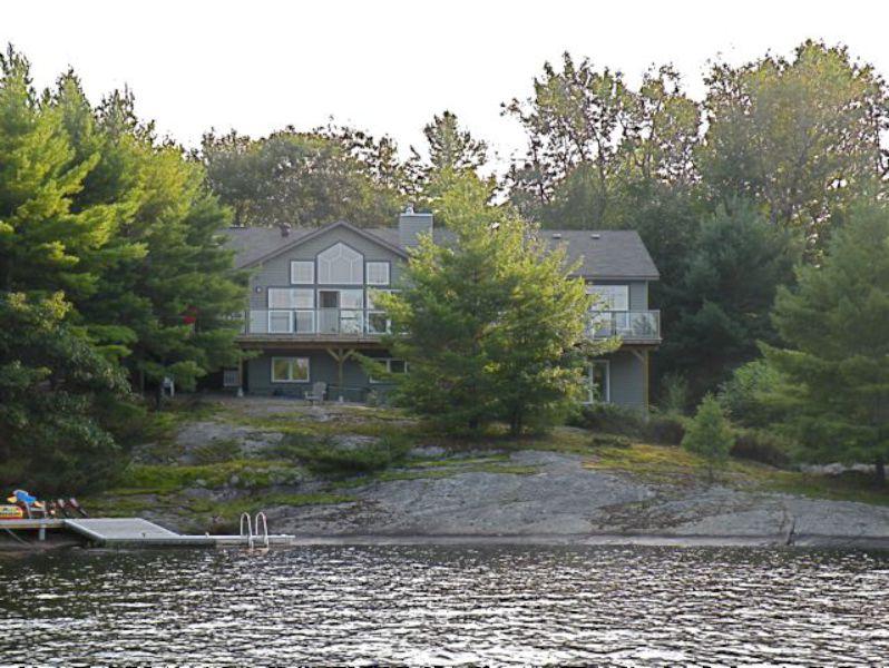 muskoka ontario private cottage rentals rental cottages on prime rh vacationtimemuskoka com